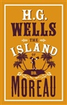 H. G. Wells, H.G. Wells - The Island of Dr Moreau