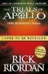 Rick Riordan - The Burning Maze