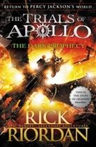 Rick Riordan - The Dark Prophecy
