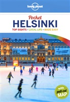 Catherine Le Nevez, Lonely Planet, Mar Vorhees, Mara Vorhees - Pocket Helsinki : top sights, local life, made easy