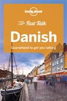 Peter A Crozier, Lonely Planet, Karin Monk, Birgitte Hou Olsen, Bergljót av Skardi, Bergljót av Skardi - Fast talk Danish : guaranteed to get you talking