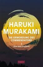 Haruki Murakami - Die Ermordung des Commendatore, Eine Idee erscheint
