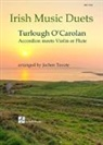 Turlough O'Carolan - Irish Music Duets: Accordion Meets Violin or Flute