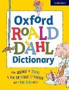 Susan Rennie - Oxford Roald Dahl Dictionary