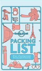 Lonely Planet, Lonely Planet, Lonely Planet - Packing list