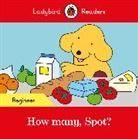 Ladybird - How many, Spot?