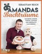 Sebastian Reich - Amandas Backträume