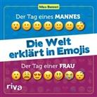 Max Bennet - Die Welt erklärt in Emojis