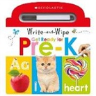 Scholastic Early Learners, Scholastic, Scholastic Early Learners, Scholastic Inc. (COR) - Write and Wipe Get Ready for Pre-k