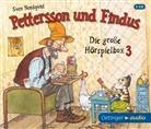 Dieter Faber, Sven Nordqvist, Fra Oberpichler, Fred Maire, Laura Maire, Sven Nordqvist... - Pettersson und Findus - Die große Hörspielbox. Tl.3, 3 Audio-CDs (Hörbuch)