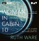 Ruth Ware, Julia Nachtmann - Woman in Cabin 10, 1 Audio-CD, MP3 (Hörbuch)