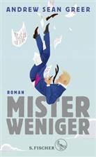 Andrew Sean Greer - Mister Weniger