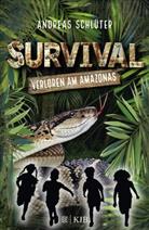 Andreas Schlüter, Stefani Kampmann - Survival - Verloren am Amazonas