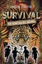 Andreas Schlüter, Stefani Kampmann - Survival - Der Schatten des Jaguars