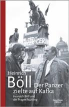 Heinrich Böll, Ren Böll - Der Panzer zielte auf Kafka