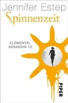 Jennifer Estep - Elemental Assassin - Spinnenzeit