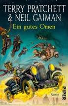 Neil Gaiman, Terry Pratchett - Ein gutes Omen