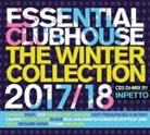 Various - Essential Clubhouse - The Winter Collection 2017/2018, 3 Audio-CD (Audio book)