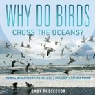 Baby, Baby Professor - Why Do Birds Cross the Oceans? Animal Migration Facts for Kids | Children's Animal Books