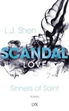 L J Shen, L. J. Shen, L.J. Shen - Scandal Love