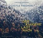 Castle Freeman, Castle (jun.) Freeman, Castle Freeman jr, Castle Freeman jr., Christian Brückner - Der Klügere lädt nach, 5 Audio-CDs (Hörbuch)