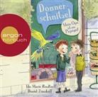 Ida-Mari Rendtorff, Ida-Marie Rendtorff, Daniel Zimakoff, Andreas Fröhlich - Donnerschnitzel - Mein Opa ist ein Papagei!, 2 Audio-CDs (Hörbuch)