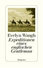 Evelyn Waugh - Expeditionen eines englischen Gentleman