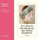 Eve Harris, Anna Schudt - Die Hochzeit der Chani Kaufman, 2 Audio-CD (Hörbuch)