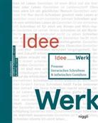 Gabriel Pommerin-Götze, Gabriele Pommerin-Götze, Vetter, Burkard Vetter - Idee Werk