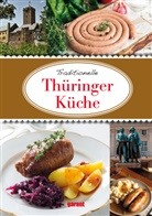 garant Verlag GmbH, garan Verlag GmbH - Traditionelle Thüringer Küche