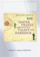 Rachel Joyce, Christian Baumann - Mister Franks fabelhaftes Talent für Harmonie, 1 Audio-CD, MP3 (Hörbuch)