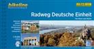Esterbauer Verlag, Esterbaue Verlag - Bikeline Radtourenbuch Radweg Deutsche Einheit