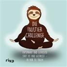 riva Verlag - Die Faultier-Challenge