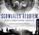 Jean-Christophe Grangé, Reiner Schöne, Dietmar Wunder - Schwarzes Requiem, 12 Audio-CDs (Hörbuch)