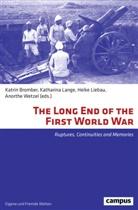 Yang Biao, Felix Brahm, Brombe, Katrin Bromber, Katharina Lange, Heike Liebau... - The Long End of the First World War