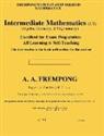 A. A. Frempong - Intermediate Mathematics (US)