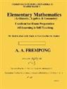 A. A. Frempong - Elementary Mathematics