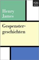 Henry James, Werne Peterich, Werner Peterich - Gespenstergeschichten