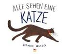 Brendan Wenzel, Brendan Wenzel, Thomas Bodmer - Alle sehen eine Katze