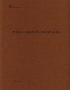 Heinz Wirz - meier + associés architectes