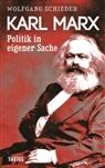 Wolfgang Schieder, Wolfgang (Prof. Dr.) Schieder - Karl Marx