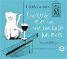 Adrian Searle, Oliver Ninnis - Eine Katze muss tun, was eine Katze tun muss