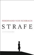 Ferdinand von Schirach - Strafe