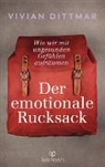 Vivian Dittmar - Der emotionale Rucksack