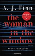 A J Finn, A. J. Finn - The Woman in the Window - Was hat sie wirklich gesehen?