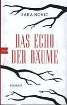 Sara Novic, Sara Nović - Das Echo der Bäume
