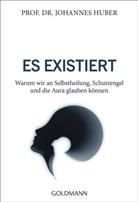 Johannes Huber, Johannes (Prof. Dr.) Huber - Es existiert