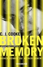 C J Cooke, C. J. Cooke - Broken Memory