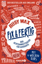 Ruby Wax - Fix & fertig