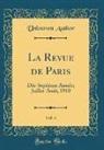 Unknown Author - La Revue de Paris, Vol. 4